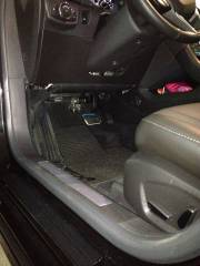 driver side floormat
